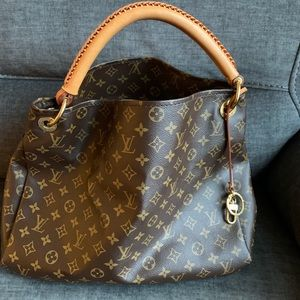 Lv Artsy Handbag Monogram Mm bag
